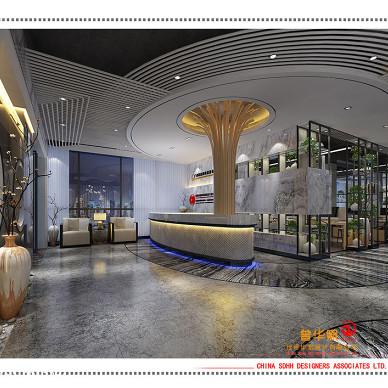 南宁办公室设计 桂投机电_3084884