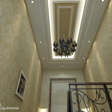 别墅楼梯_3086187