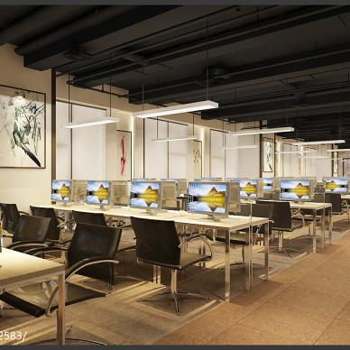 长沙海炬电子信息技术有限公司办公设计_3088122