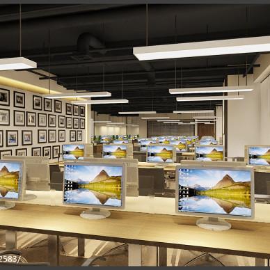 长沙海炬电子信息技术有限公司办公设计_3088123