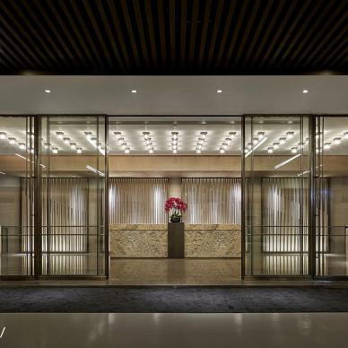 朗昇最新力作:鸿荣源集团总部员工餐厅设计_3092333