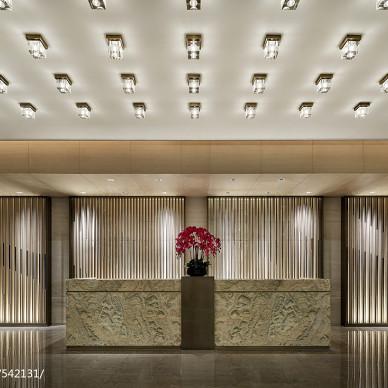 朗昇最新力作:鸿荣源集团总部员工餐厅设计_3092334