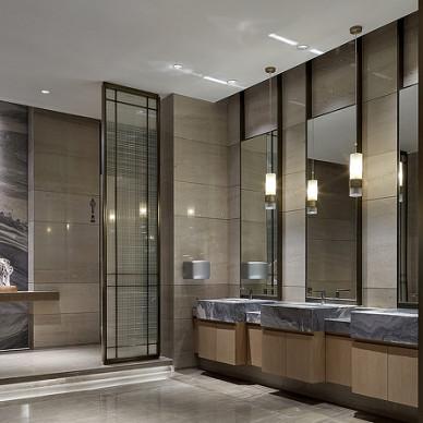 朗昇最新力作:鸿荣源集团总部员工餐厅设计_3092335
