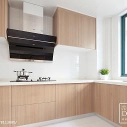 简单北欧厨房图片