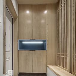 日式三居玄关图片