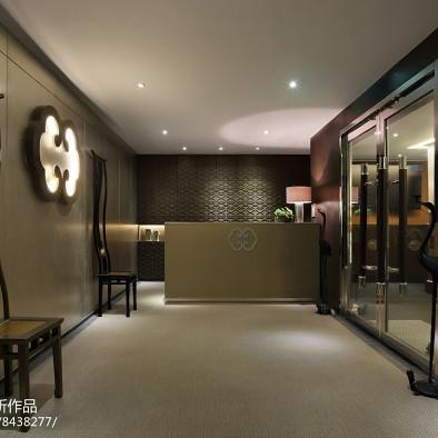 中熙设计作品-香港如意文化中心_3096476