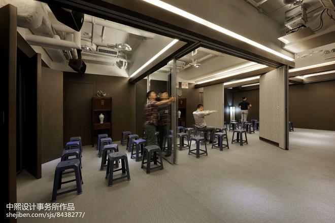 中熙设计作品-香港如意文化中心_30