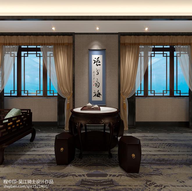 新中式办公室_3096614