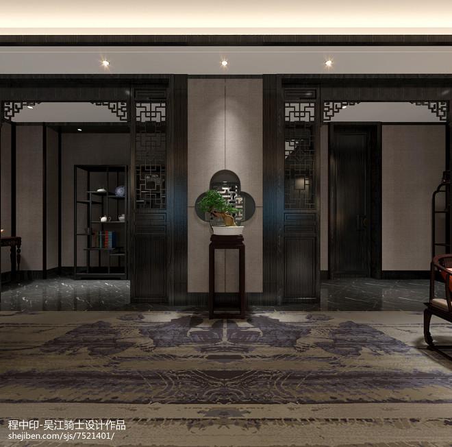 新中式办公室_3096616