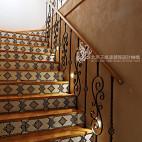 瑜伽会所楼梯设计图