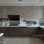 四居现代厨房设计图片