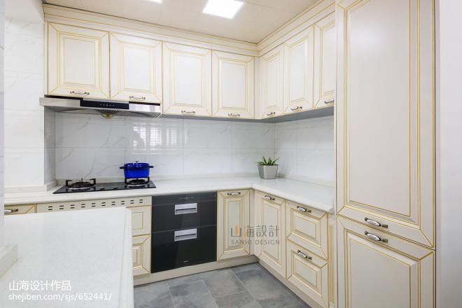 法式豪宅厨房设计图片