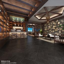 中式复古茶餐厅_3103744