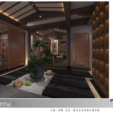 广福城茶艺文化空间