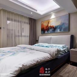 40平方小公寓卧室设计图