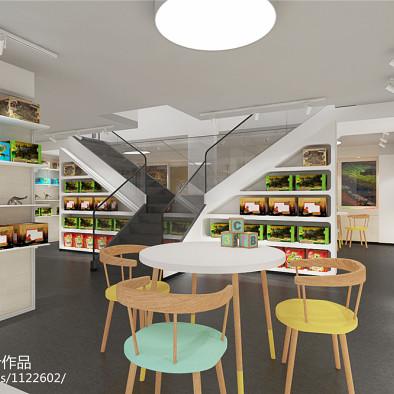 金明国际办公室装修设计