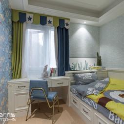 北欧小户型儿童房设计图片
