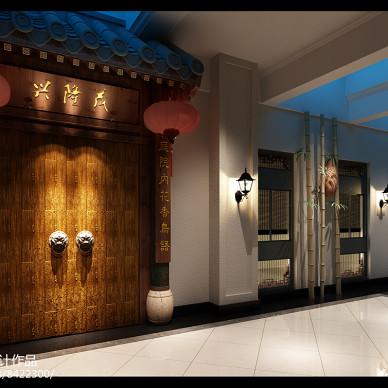 茶楼的设计_3106734