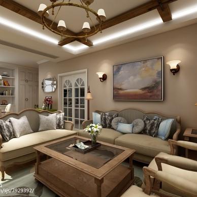 《清新暖法》--美景筑家法式混搭_3109938