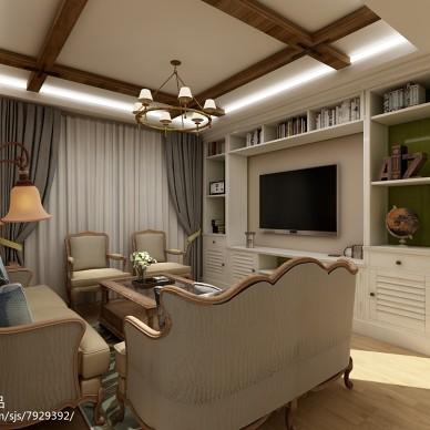 《清新暖法》--美景筑家法式混搭_3109941