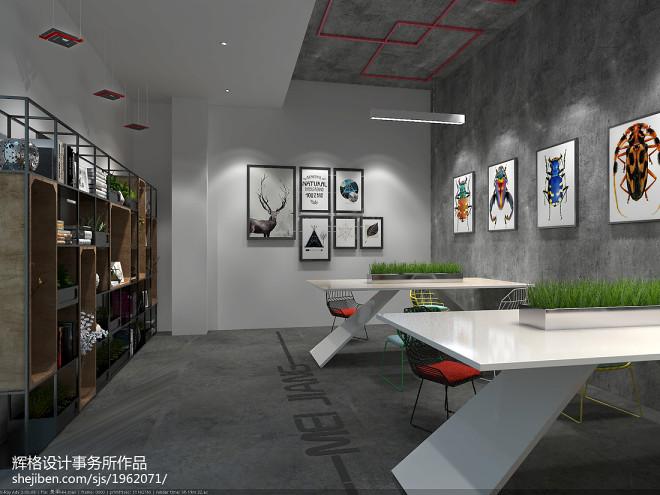 【辉格设计】美匠商贸办公室_3110