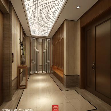 现代古典美学之新中式住宅设计(…_3111018