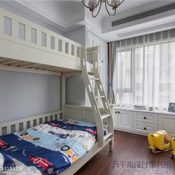 美式儿童房实景图片