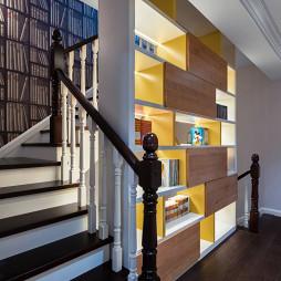 330㎡美式楼梯设计图