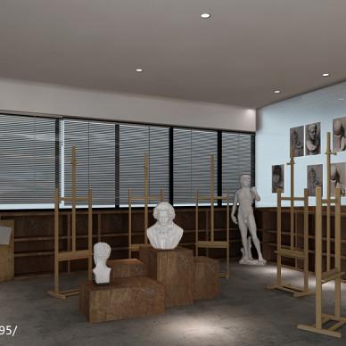 办公室空间设计_3115543