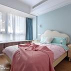 北欧复式儿童房实景图片
