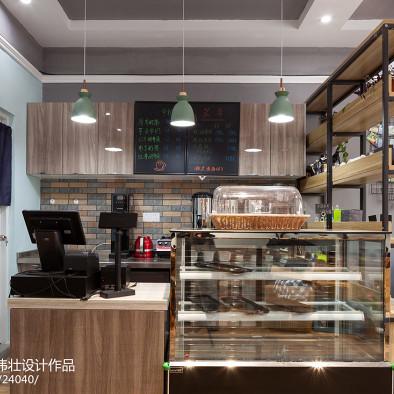 48㎡美式烘焙店·放慢脚步,寻回生活初心_3125678