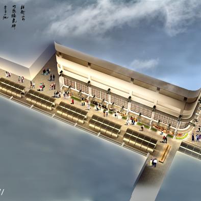 蚌埠天桥老街改造