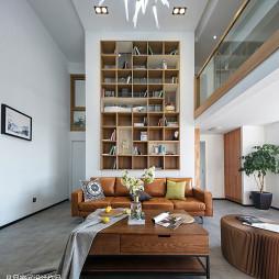 loft复式客厅设计图