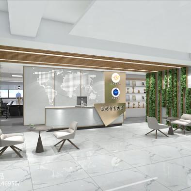 泰益德置业集团有限公司—办公空间设计_3133414