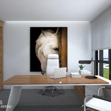 泰益德置业集团有限公司—办公空间设计_3133417