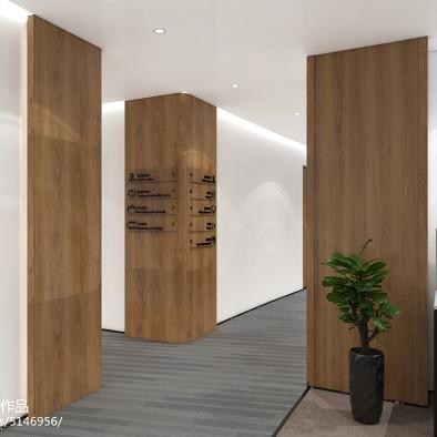 泰益德置业集团有限公司—办公空间设计_3133443