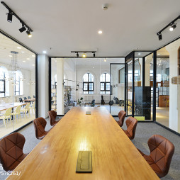 Co-Working Space会议室设计图片