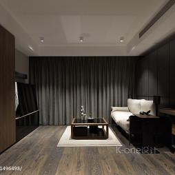 高级灰客厅设计图片