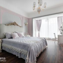 浪漫美式四居儿童房设计图片
