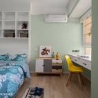 二居北欧式儿童房设计图