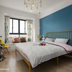 二居北欧式卧室设计图