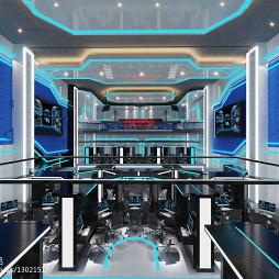 江苏某陆军部队信息化模拟比武大厅一层设计_3139661