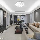 197平三居客厅设计图