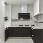 197平三居厨房设计图