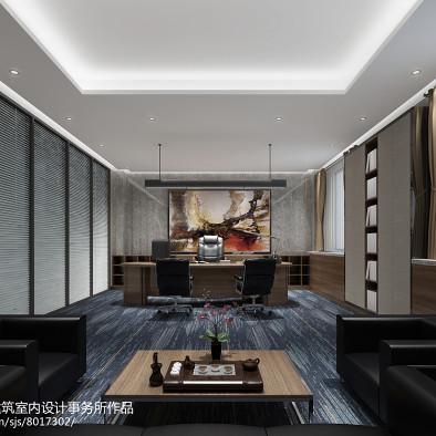 广州葛洲坝房地产公司办公室