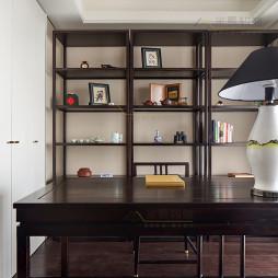 混搭式三居书房设计图片