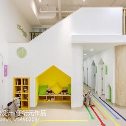 青岛果核潜能—教育机构室内设计_3145659