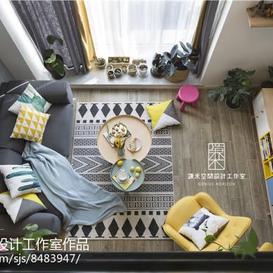 |谦禾空间设计| 少年锦时_3149607
