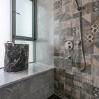 美式卫浴设计实景图