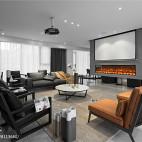 现代两居客厅设计